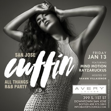 Avery Cuffin R&B Party