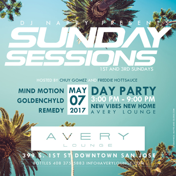Avery Sunday Sessions